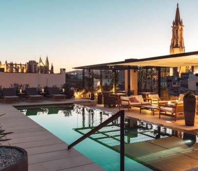 'City and Cycle' at the Award-Winning Hotel Sant Francesc