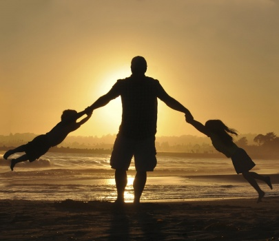 Father's Day, and the reality of travelling with kids