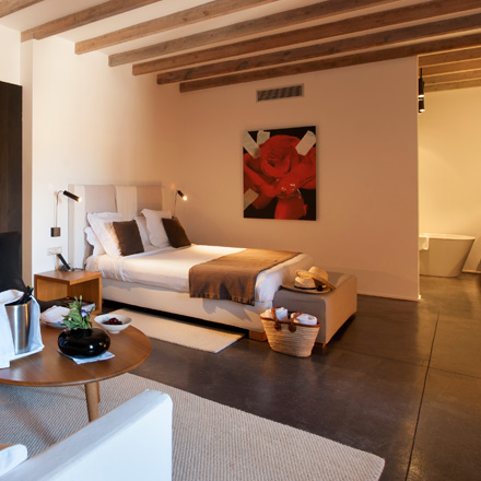 Son Brull Hotel & Spa room